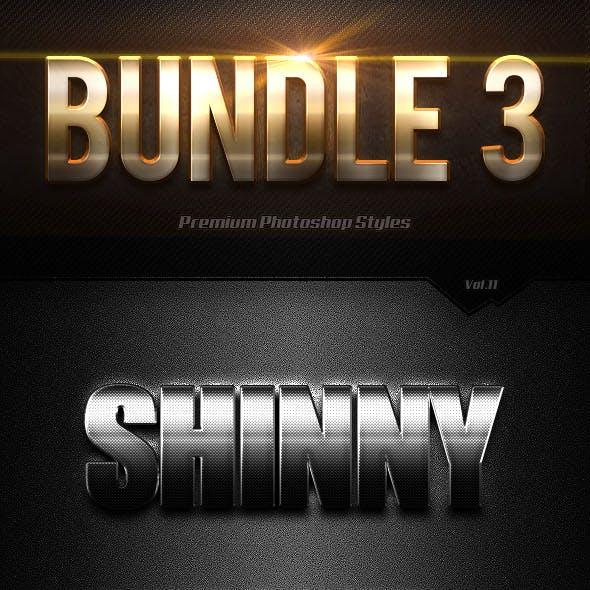 40 Photoshop Text Effects Bundles 3