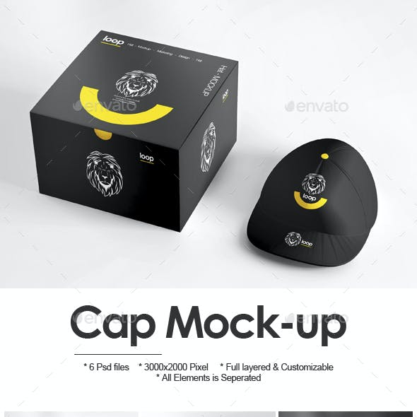 Cap Mock-up