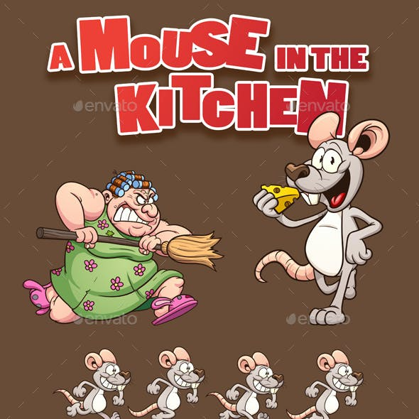 Mouse Run Kit