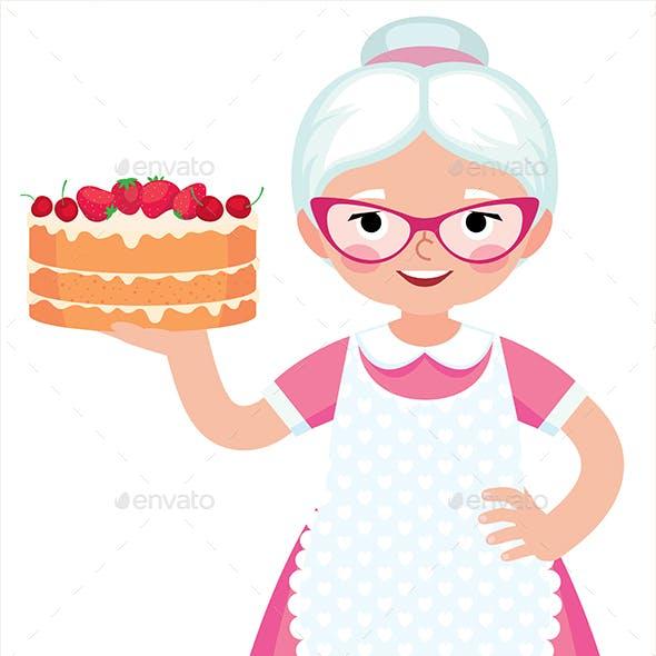 Grandma Housewife