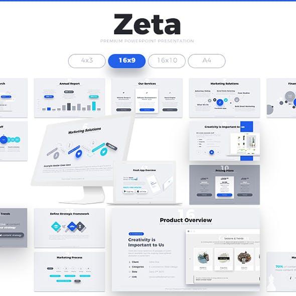 Zeta Powerpoint Presentation