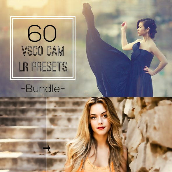 60 Vsco Cam Lightroom Presets