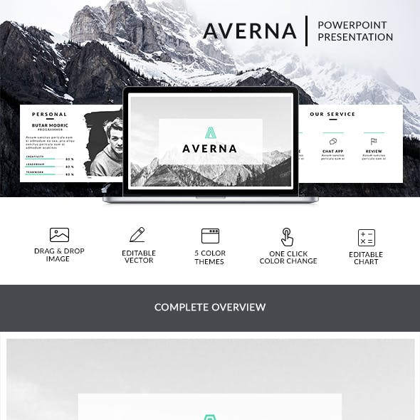 Averna Powerpoint
