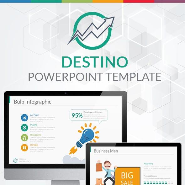 Destino Powerpoint Template