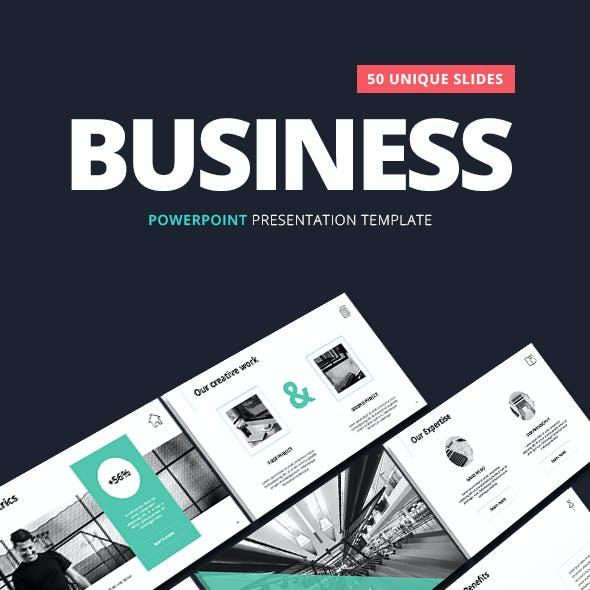 Business Presentation Innovate