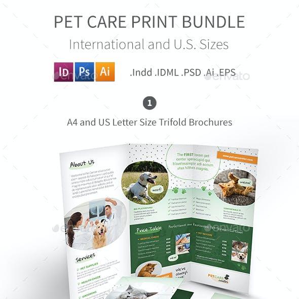 Pet Care Print Bundle 6