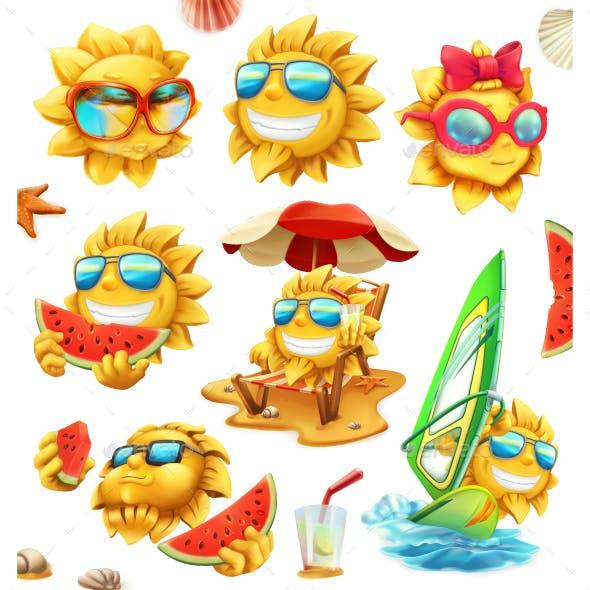 Fun Summer Sun