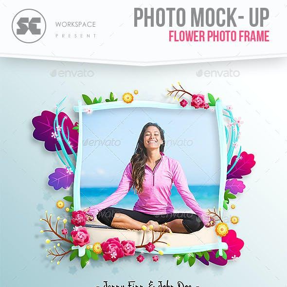 Photo Frame Template