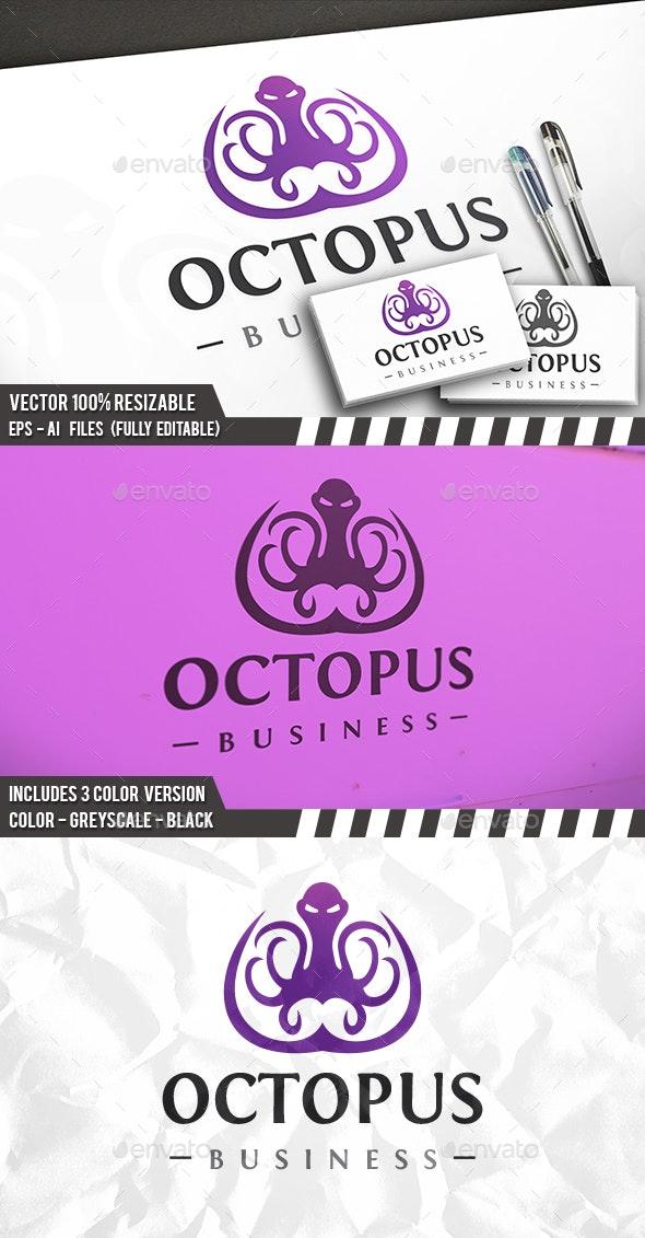 Evil Octopus Logo