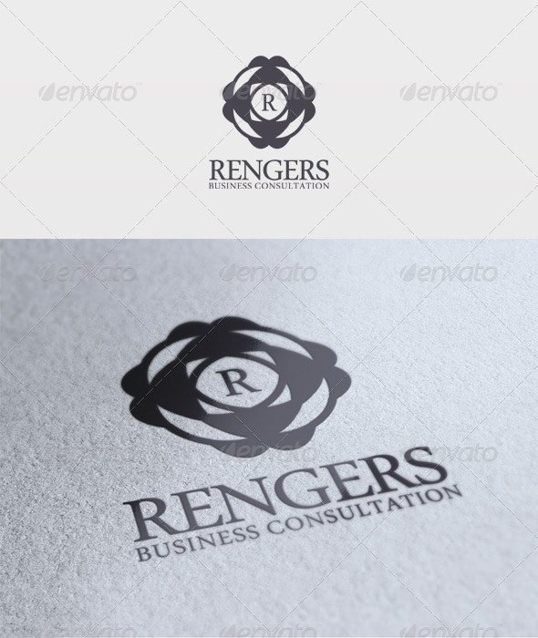 Rengers Logo - Letters Logo Templates