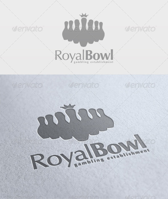 Royal Bowl Logo - Symbols Logo Templates