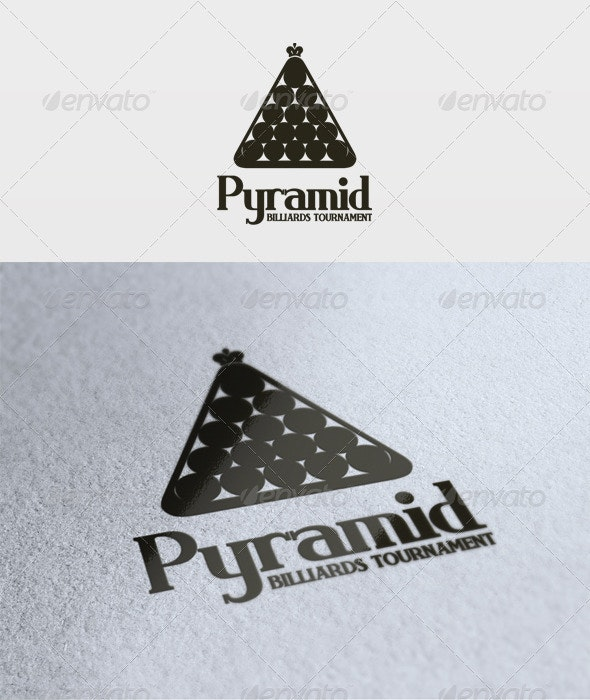 Pyramid Logo - Symbols Logo Templates