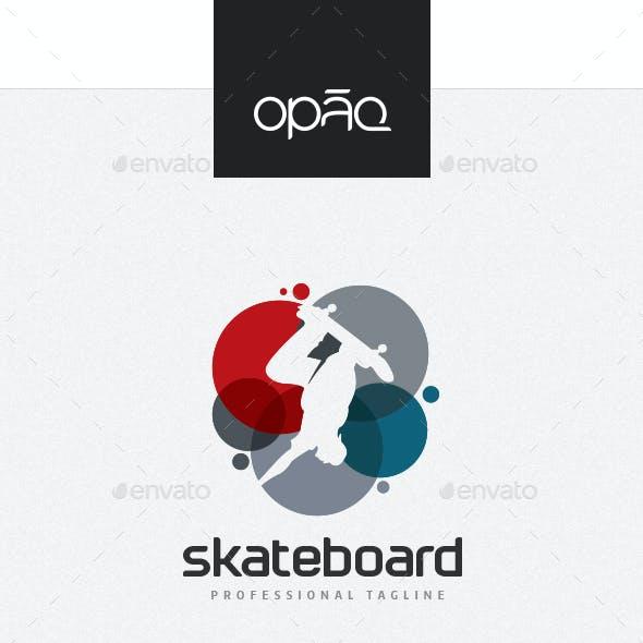 Skateboard Trick Logo