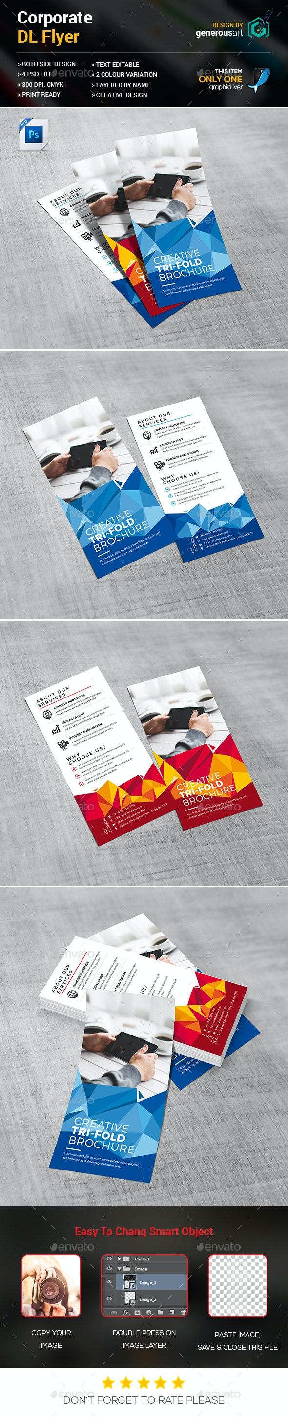 DL-Flyer - Flyers Print Templates