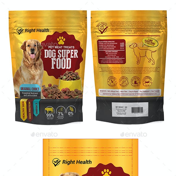Dog Supplement Packaging Template-03