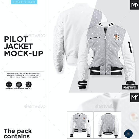 Pilot Jacket Mock-up