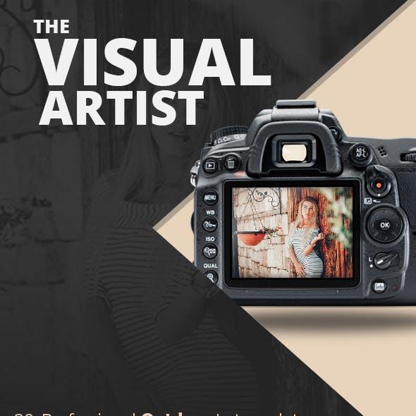 The Visual Artist Outdoor Preset Series