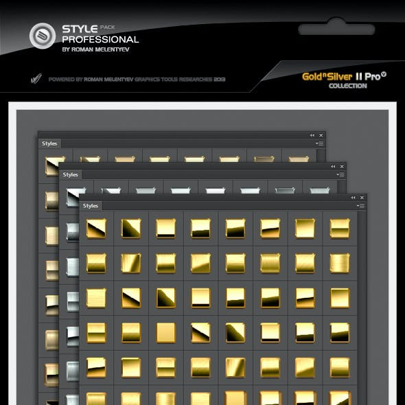 Gold & Silver Styles 2 Pro
