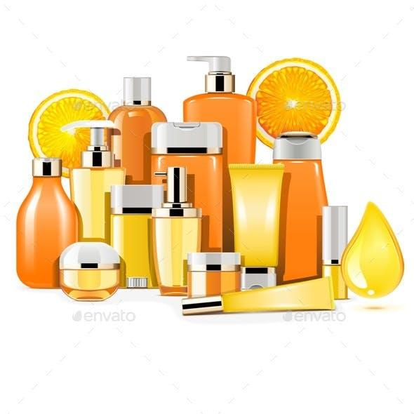 Vector Vitamin Cosmetics