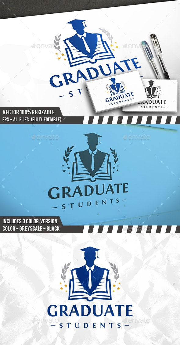 Student Academy Logo - College Logo Templates