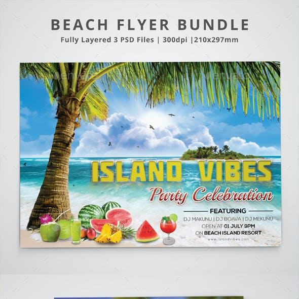 Beach Flyer Bundle