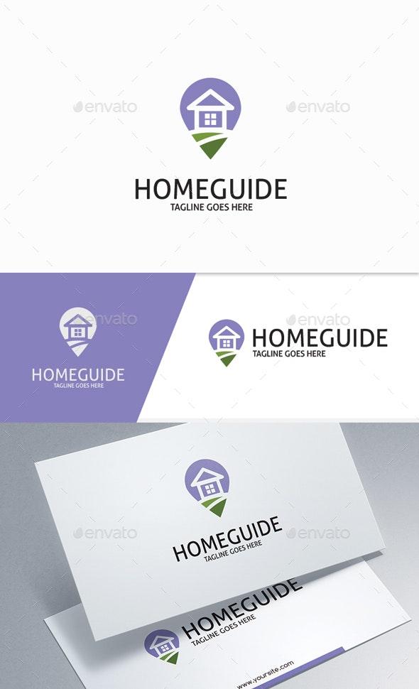 Home Guide - Symbols Logo Templates