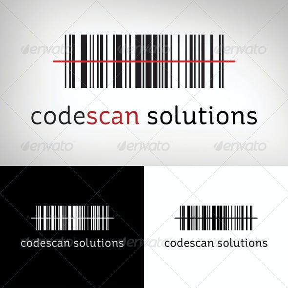 Codescan Solutions Logo Design