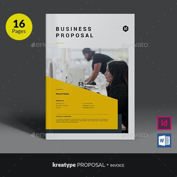 Kreatype Business Proposal v05