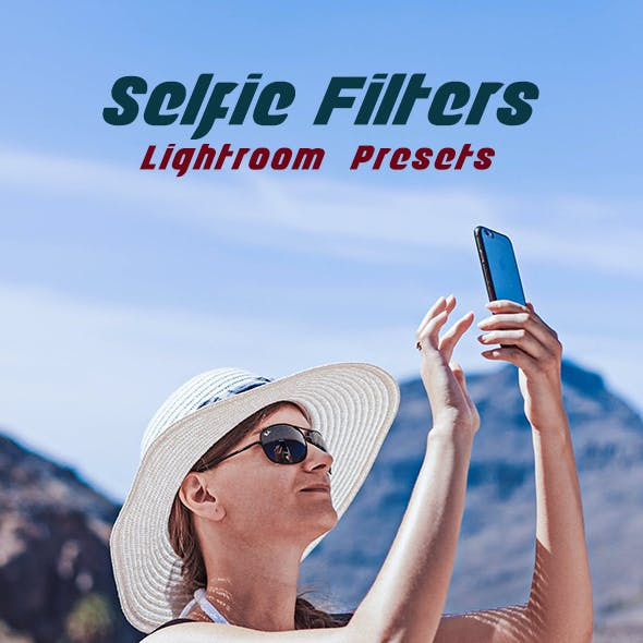 22 Selfie Filters Lightroom Presets