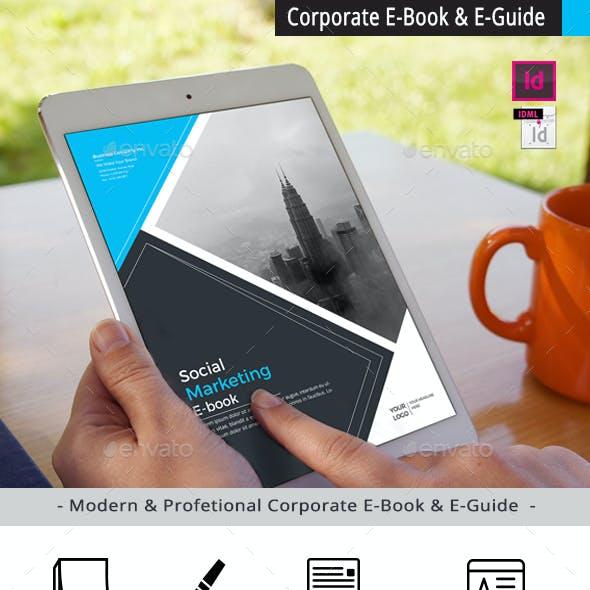 Corporate E-Book & E-Guide