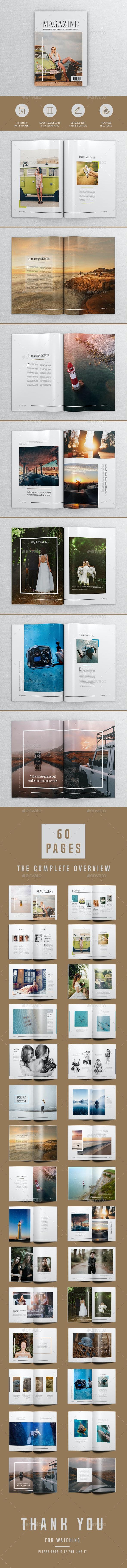 Magazine - Magazines Print Templates