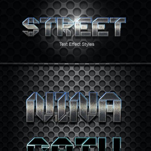 Street Text Effect Styles v02