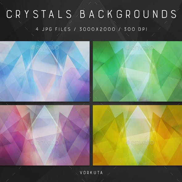 Crystals | Backgrounds