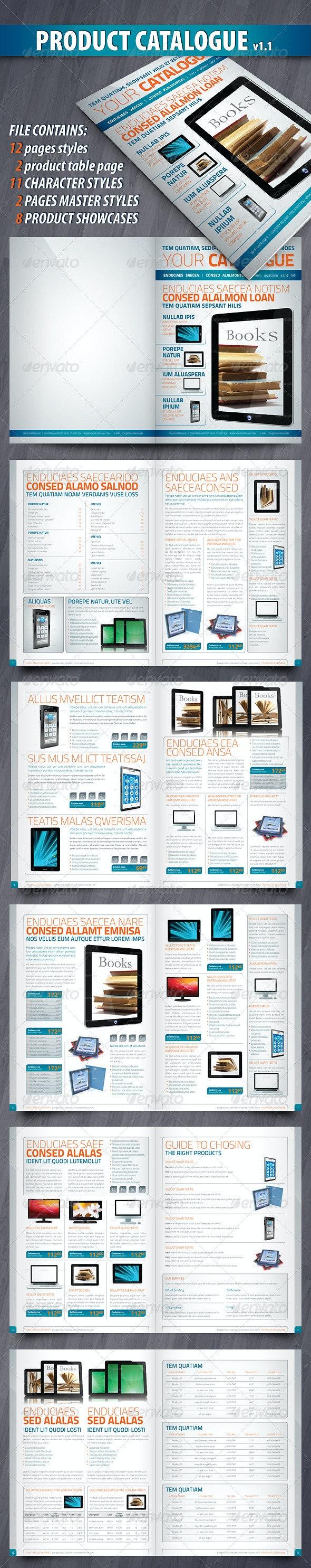 Product Catalog/Brochure - Catalogs Brochures