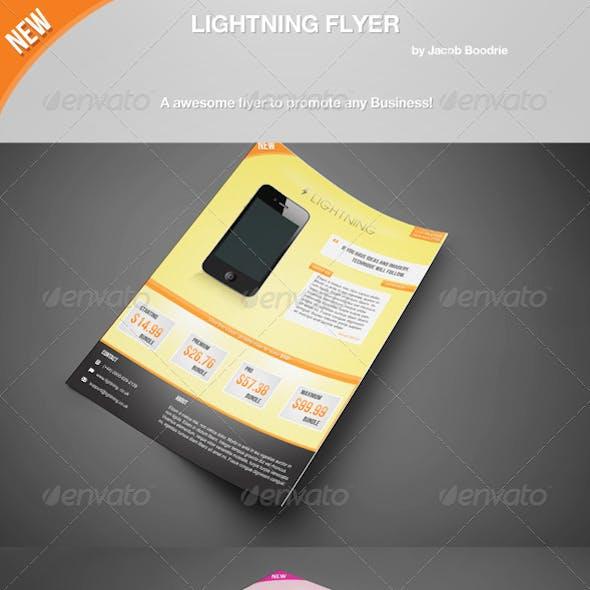 Lightning Flyer