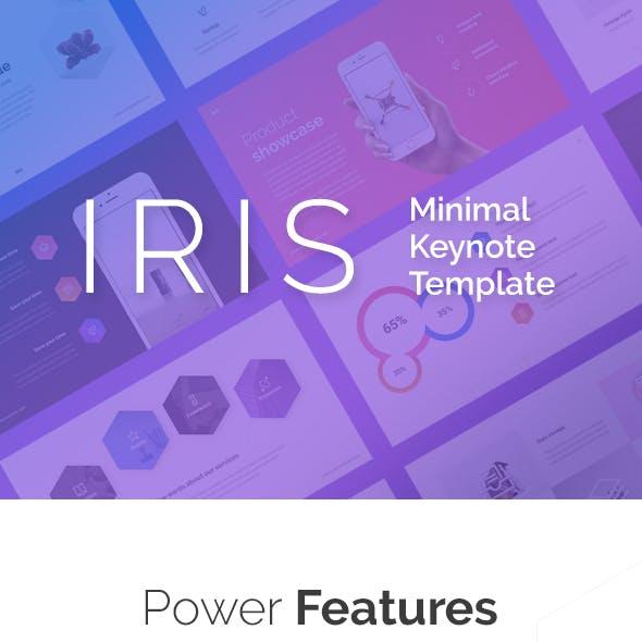 IRIS Minimal Keynote Presentation