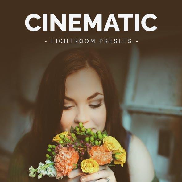 30 Cinematic (Film Look) Lightroom Presets