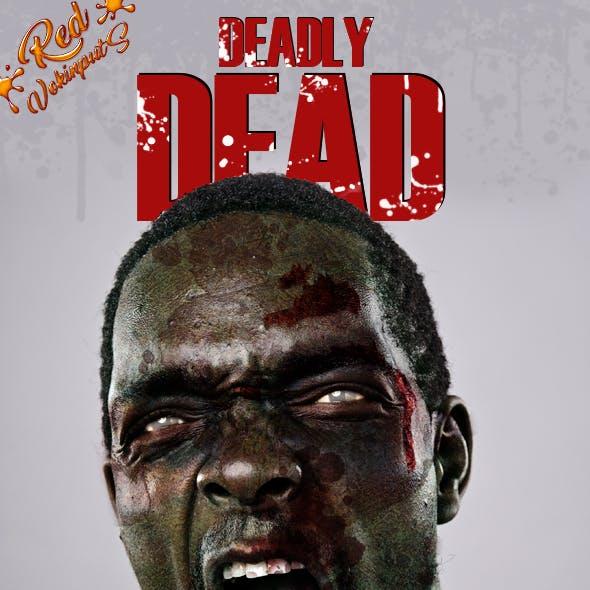 Deadly Dead Photoshop Action