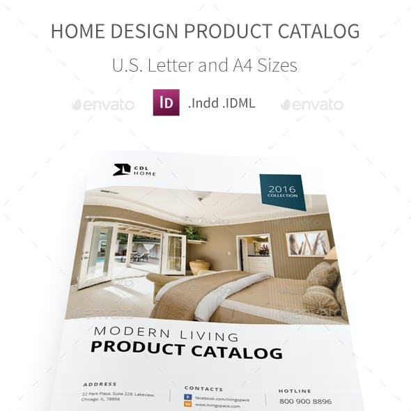 Home Design Product Catalog