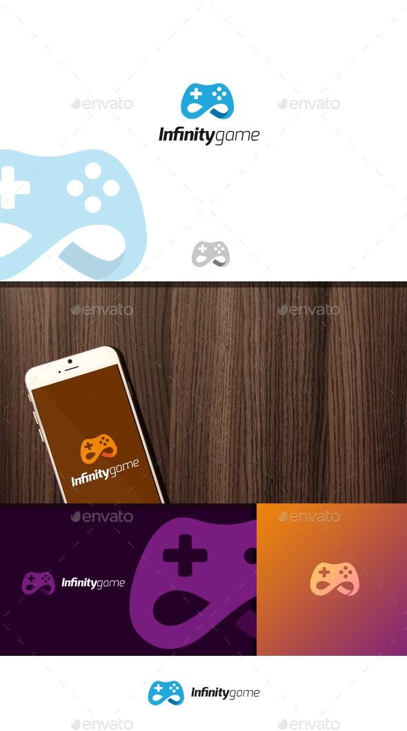 Infinitygame Logo - Symbols Logo Templates