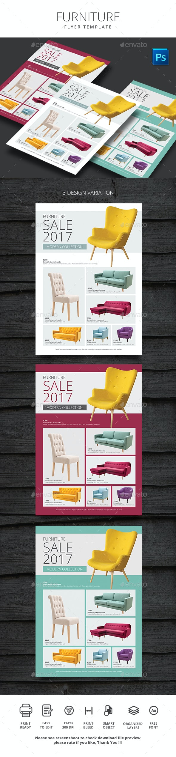 Furniture - Commerce Flyers