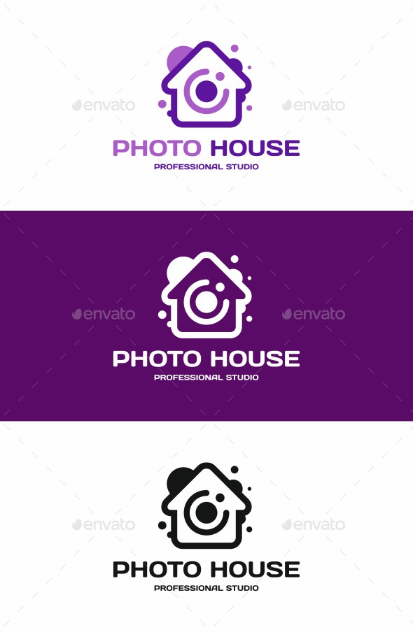 House - Objects Logo Templates
