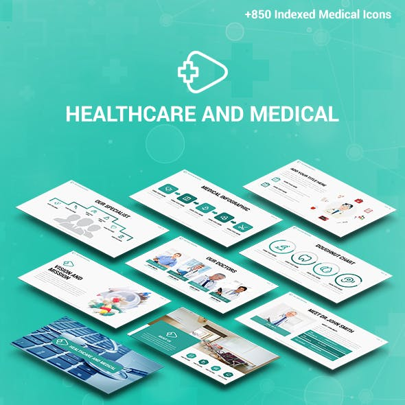 Healthcare and Medical - PowerPoint Presentation Template