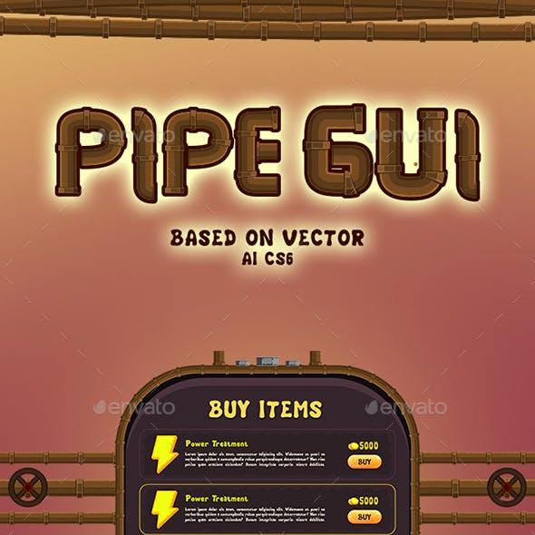 UI Game Kit Pipe Theme