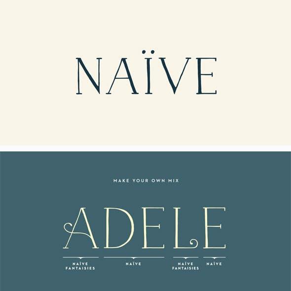Naive Font Pack