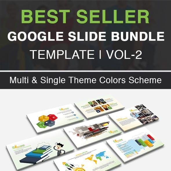 Google Slide Bundle Template | Vol - 2