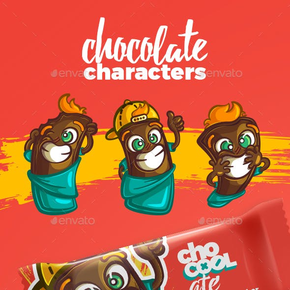 Chocolate Characters