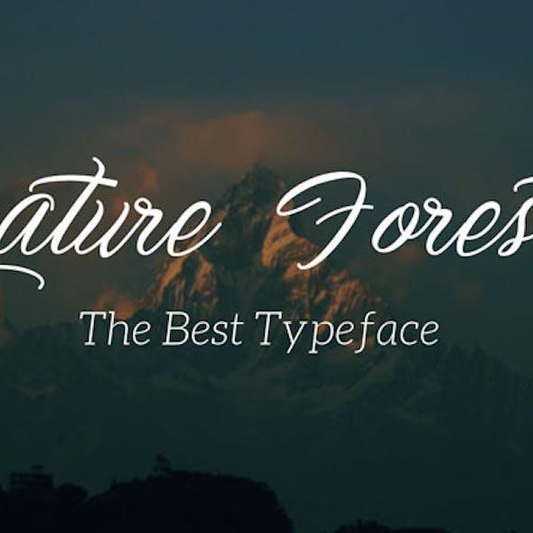 NatureForest Script