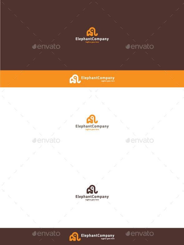 Elephant Logo - Humans Logo Templates