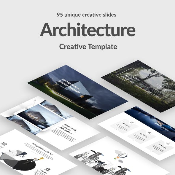 Architecture and Interior Keynote Template